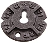 1 2 in washer - The Hillman Group 290133 1/2-Inch Malleable Washer, 5-Pound-Pack