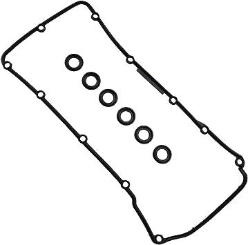 New Valve Cover Gasket Set For Porsche Cayenne V8 Spark Plug Seals and Cam Gaske