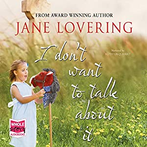I Don't Want to Talk About It Audiobook