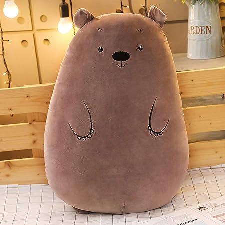 throw pillow real size stuffed animal