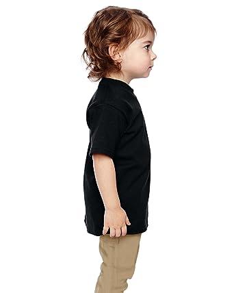 d326c32d Amazon.com: By Gildan Toddler Heavy Cotton 53 Oz T-Shirt - White ...
