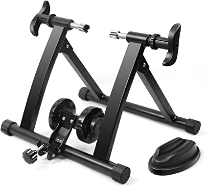 Bike Trainer Stand Magnetic Bicycle Stationary Stand For Indoor Exercise Sports