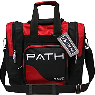 Piramide Path Pro Deluxe Single Tote bowling bag
