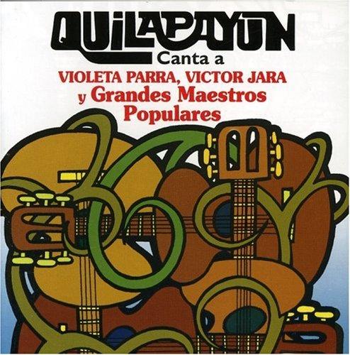 Canta a Victor Jara & Violeta Parra by Wea Argentina