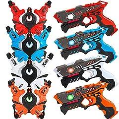 Laser Tag Guns Set
