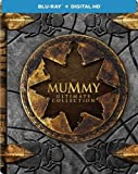 The Mummy Ultimate Collection Limited Edition Steelbook (Blu-Ray+Digital HD)