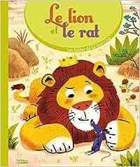 Le lion et le rat les fables de la fontaine - Image le lion et le rat ...