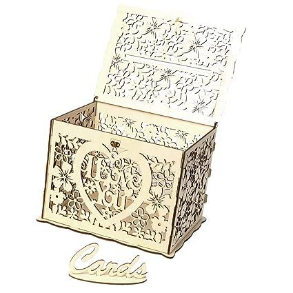 13fa06c03 Amazon.com: SM SunniMix Handmade 3D Pop Up Hollow Wishing Well Card ...