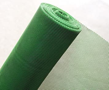 HaGa-Welt RT7/120BIS Grillage à maille en matière plastique Brise ...