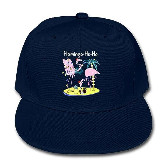 Flamingo HO HO Infant Skull Hat Toddler Beanie Caps