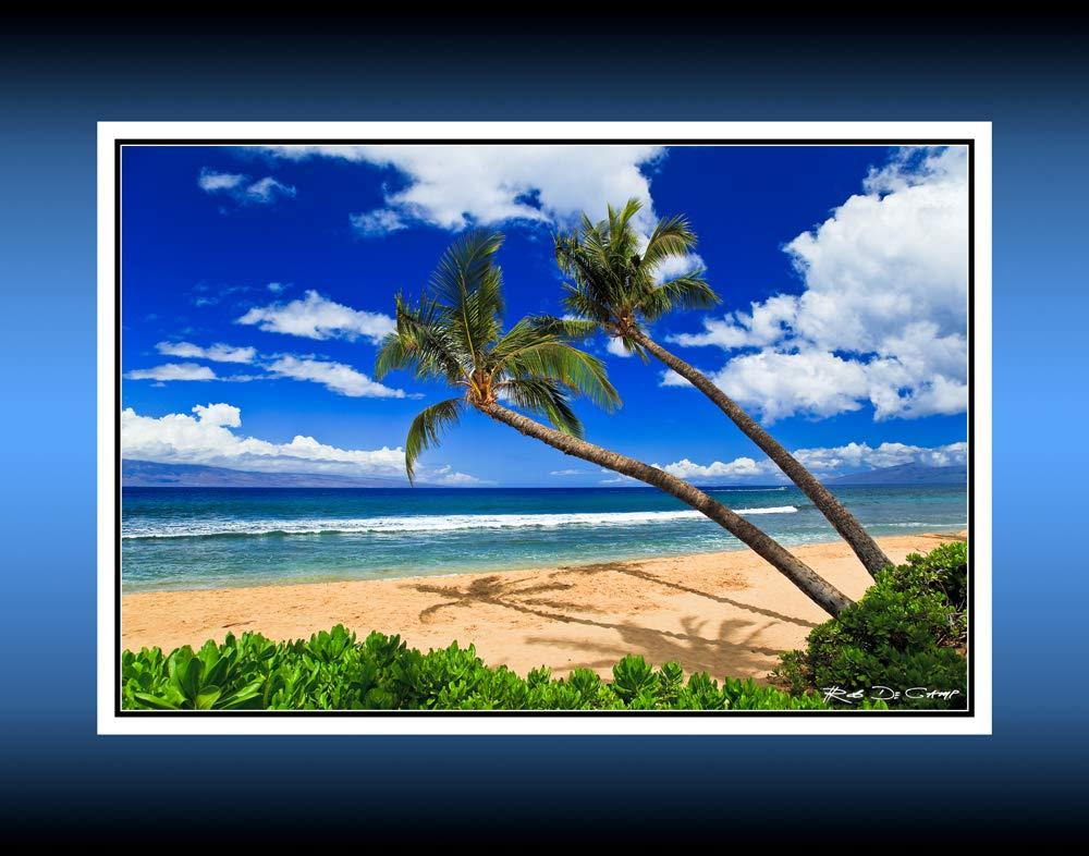 Amazon Com 11x14 Photograph Of Kaanapali Beach Maui