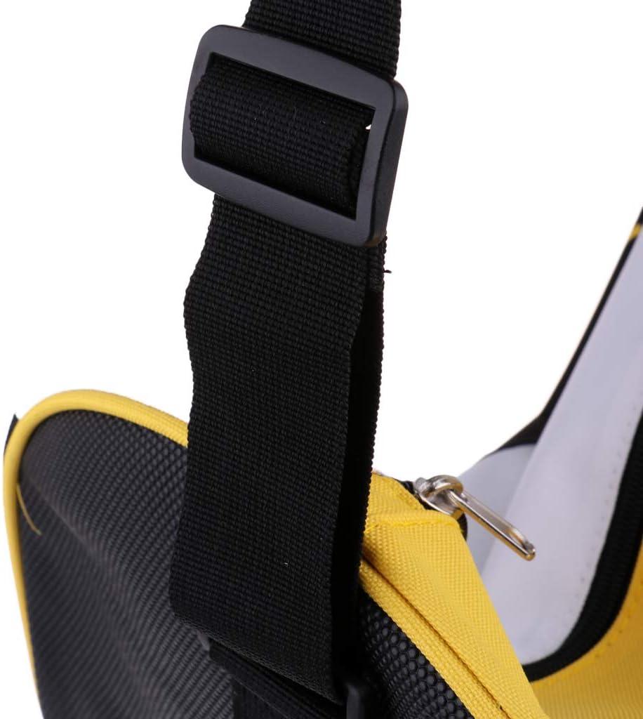 CUTICATE Skate Tasche Rollschuhtasche Schlittschuhtasche 42 x 42 x 26 cm