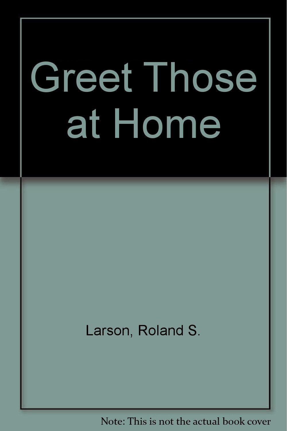 Greet Those at Home: A Photographic Celebration of Sweden and Norway (English, Norwegian and Swedish Edition)