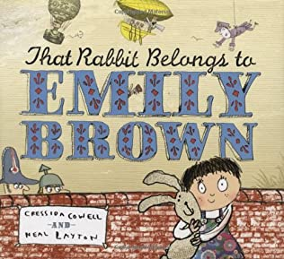 book cover of That Rabbit Belongs to Emily Brown