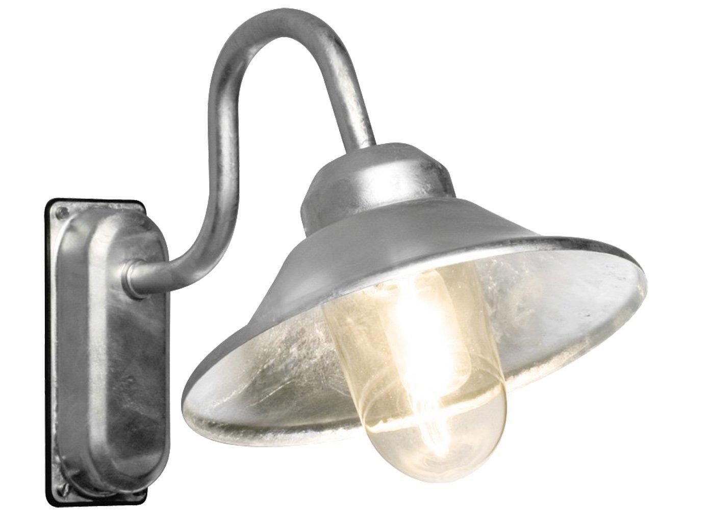 Konstsmide 556-320 Lampada a muro Clsssic Vega in alluminio