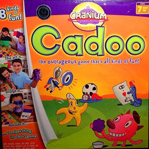 cranium cadoo for kids board game - 9