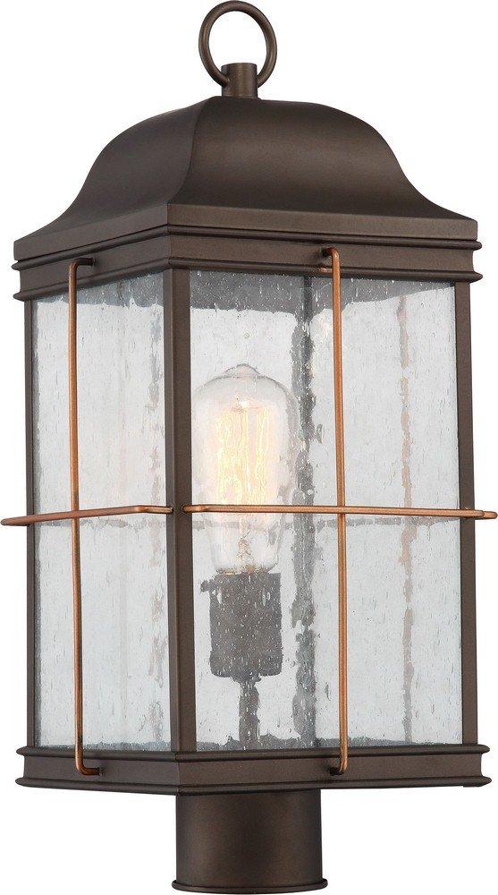 Nuvo Lighting One Light Outdoor Post Lantern Nuvo 60/5835 Mount