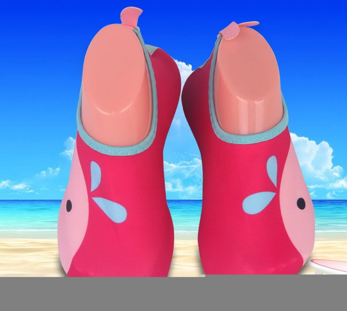 Panegy Kids Adult Outdoor Breathable Anti-Slip Aqua Water Skin Shoes for Beach Fitness Yoga Exercise