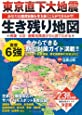 東京直下大地震 生き残り地図―あなたは震度6強を生き抜くことができるか?!