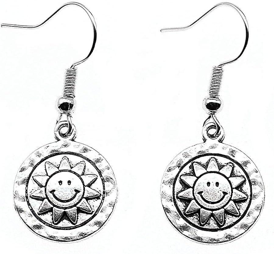 Taliyah 1 Pair Simple Drop Earrings Jewelry Earrings Findings with Earring Cap