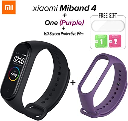 NMSLQ Xiaomi Mi Band 4 Fitness Tracker Global Version 50m ...