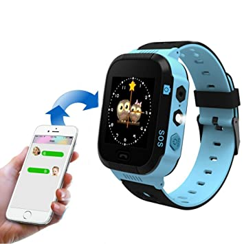 Child Smartwatch, Kids Tracker Watch with Camera, Child Tracking Watch with  Flash Light, 1 44