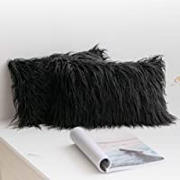 MIULEE Decorative Luxury Granules Style Throw Pillow Case Cushion Cover for Sofa Bedroom Car