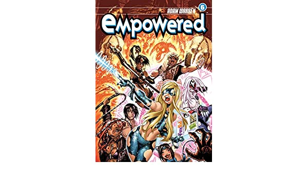 Empowered Volume 6 (English Edition) eBook: Adam Warren ...