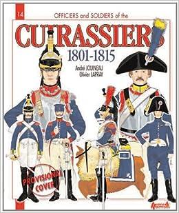 Waterloo Card Soldiers 12th Cuirassiers 12 figures