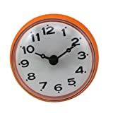 XSHION Shower Clock, Mini Wall Clock Suction Cup