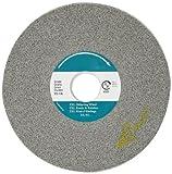 Scotch-Brite(TM) EXL Deburring Wheel, Silicon Carbide, 6000 rpm, 6 Diameter, 1 Arbor, 9S Fine Grit (Pack of 4)