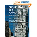 Elementary Real Analysis: Second Edition  (2008)