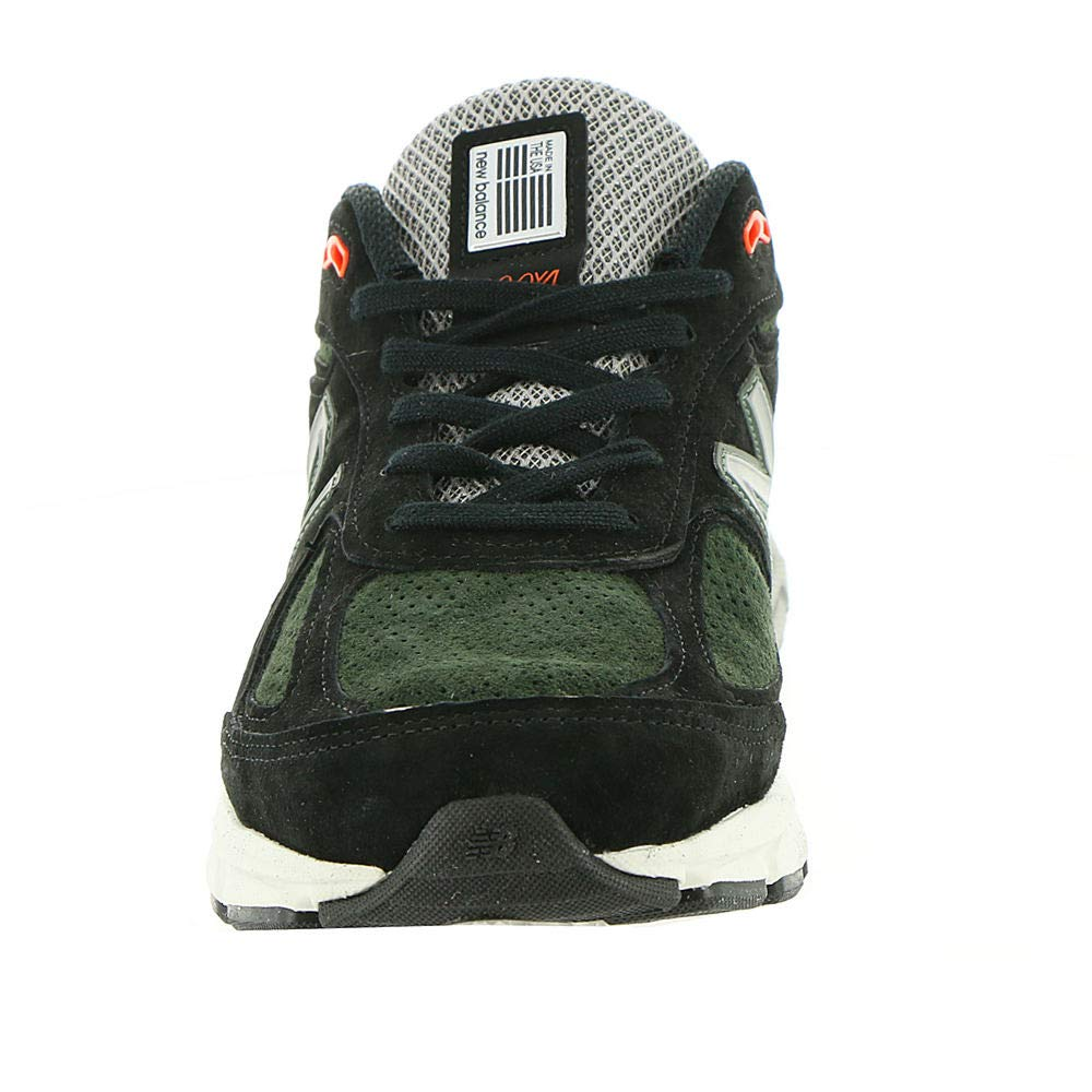 11823b18a6679 New Balance Men's 990v4 Running Shoes Black/Rosin