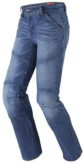 Spidi J-Max Denim - Pantalones vaqueros para moto: Amazon.es ...