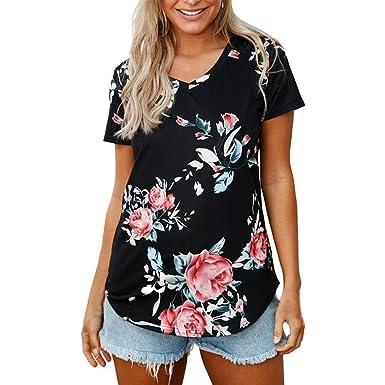 08f4860a46f Lolittas 2018 Newest Summer White Black V Neck T Shirt Women Blouse Top  Size S-
