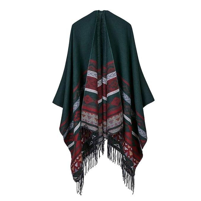 outlet store 3e369 83ad2 WarmHeart Sciarpa scialle da donna scialle orizzontale ...