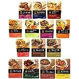 レトルト惣菜 おかず詰め合わせセット 14種セット(膳シリーズ 食卓に彩りを 常温保存可能)