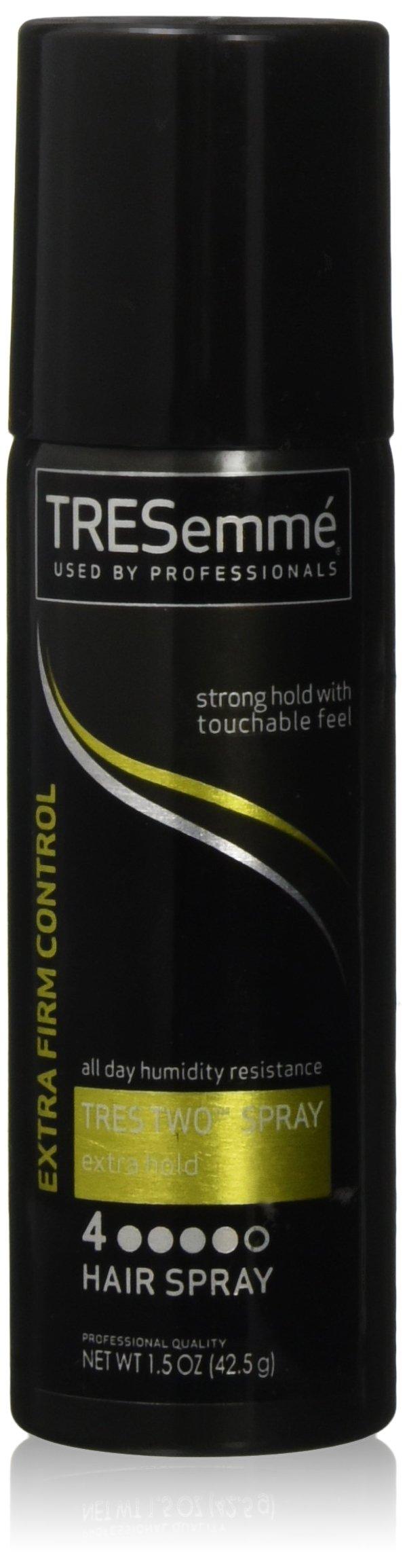 Tresemme Tres Two Extra Hold Hair Spray, 1.5 Ounce