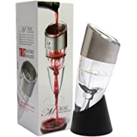 Yobansa® Stainless Steel Fast Magic Wine Aerator Decanter,Wine Decanter Wine Aerator Pourer for Many Occasions (style 3)