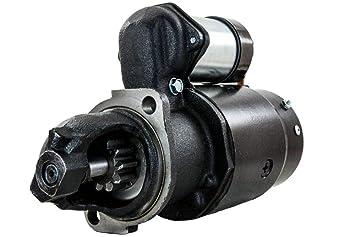 Nueva 12 V 10T CW Motor de arranque para soldador Lincoln ...