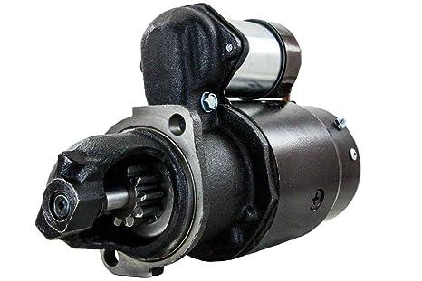 Nueva 12 V 10T CW Motor de arranque para soldador Lincoln Continental Hercules 1109436