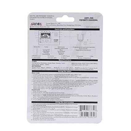 ammoon Doc-9705 product image 6