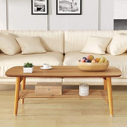 Amazon.com: Simple Japanese-Style Coffee Table Modern ...