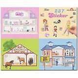 6658_A - 6658_A - Album pegatinas Sweet home, Funny farm y Crazy city