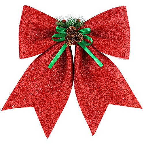 Large Bow for all Your Holiday Decorations!