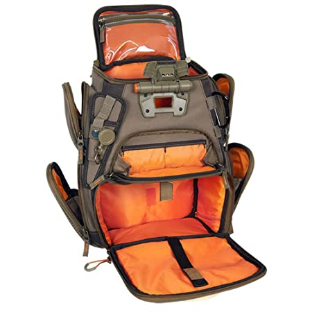 Wild River RECON Lighted Compact Fishing Tackle Backpack w o Trays