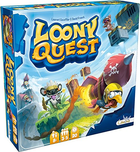 Quest Board Game - 1