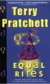 equal rites discworld - The Color Of Magic Book