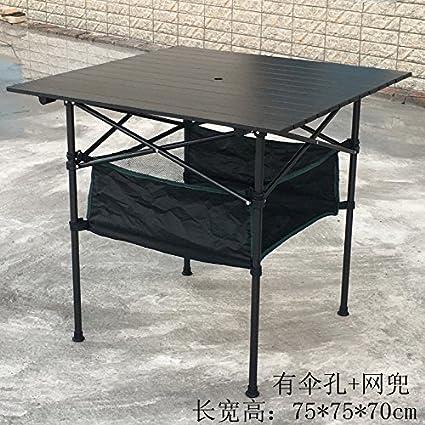 Xing Lin Mesa Al Aire Libre Mesa Plegable Exterior Mesa ...