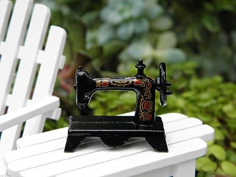 Miniatura casa de muñecas jardín de hadas ~ Old Fashioned Negro ...